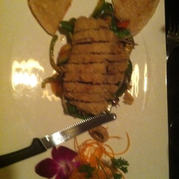 Crispy Duck Thai Style - Pacific Fusion Sushi & Thai, Ponte Vedra Beach, FL