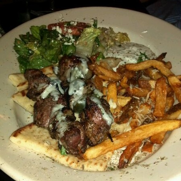 Lamb Kabobs - Taverna Plaka, Atlanta, GA