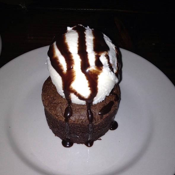 Lava Cake - Nai Tapas, New York, NY