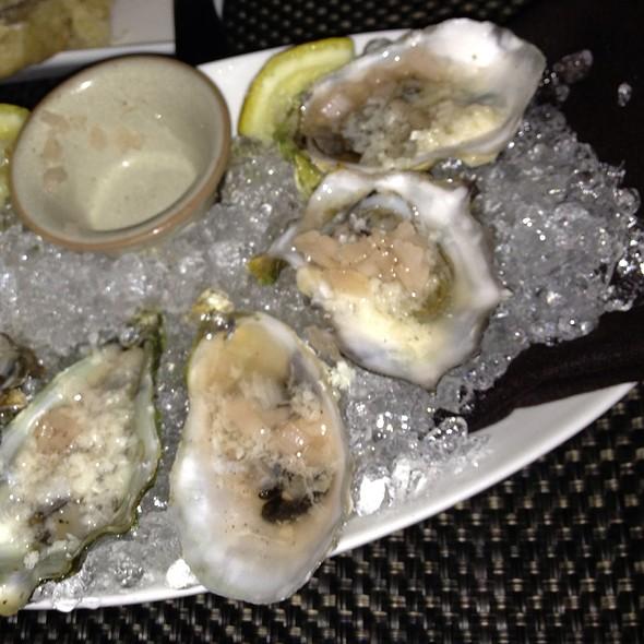 Pacific Oysters - Urban Farmer Portland, Portland, OR