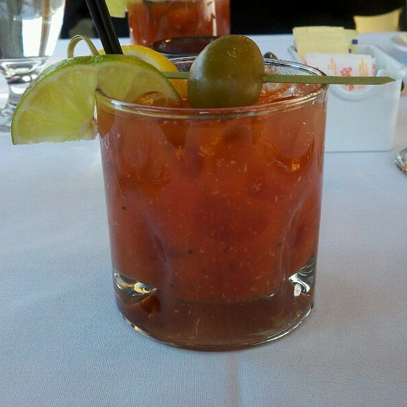 Sips Bloody Mary - Sips Bistro and Bar, Phoenixville, PA