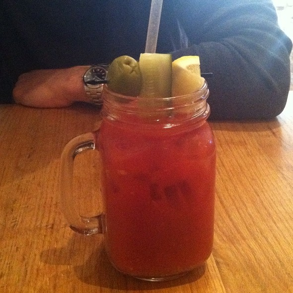 Bloody Mary - East End Kitchen, New York, NY