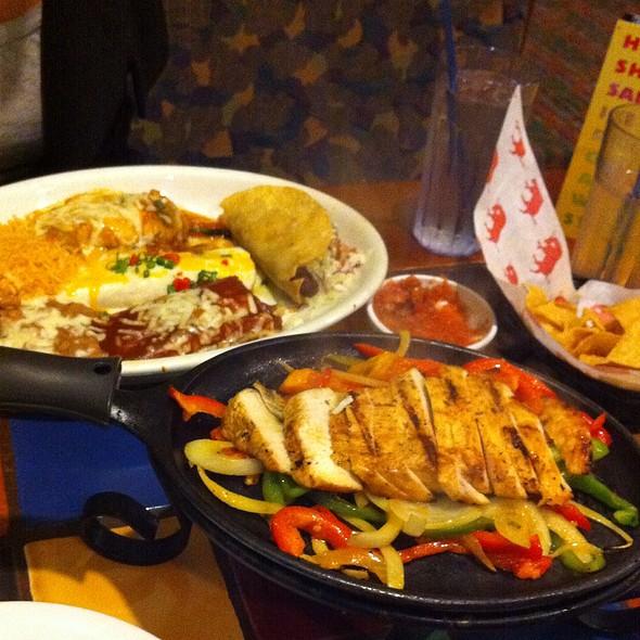 Chicken Fajitas - El Torito Grill - Brea, Brea, CA