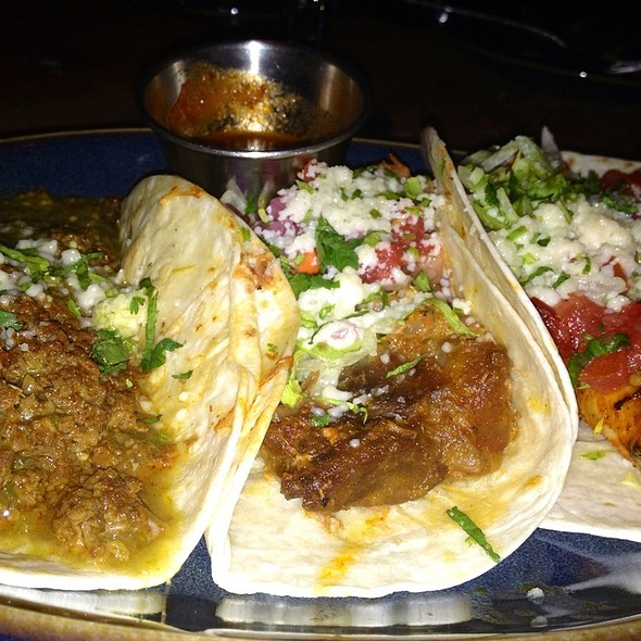 Tacos - Rocco's Tacos & Tequila Bar - Fort Lauderdale, Fort Lauderdale, FL