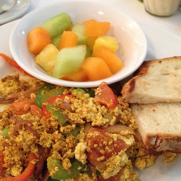 South West Tofu Scramble - Centro Restaurant, Des Moines, IA