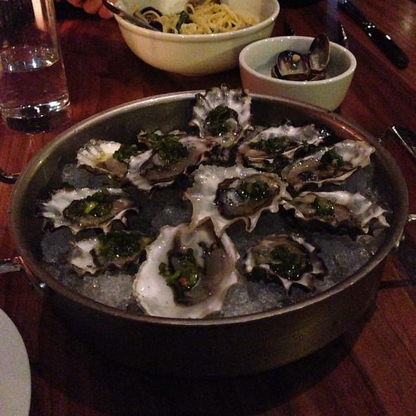Oysters - Anchovies & Olives, Seattle, WA