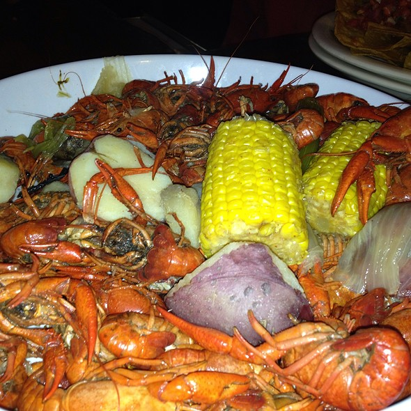 Crawfish - Brother Jimmy's BBQ - Miami, Miami, FL