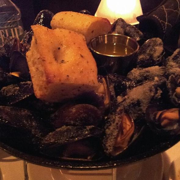 Mussels - Timpano Italian Chophouse - Ft. Lauderdale, Fort Lauderdale, FL