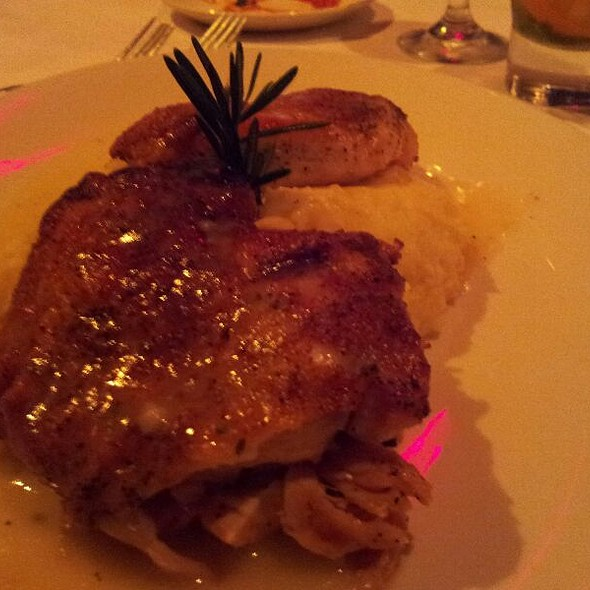 Crispy Chicken - Timpano Italian Chophouse - Ft. Lauderdale, Fort Lauderdale, FL