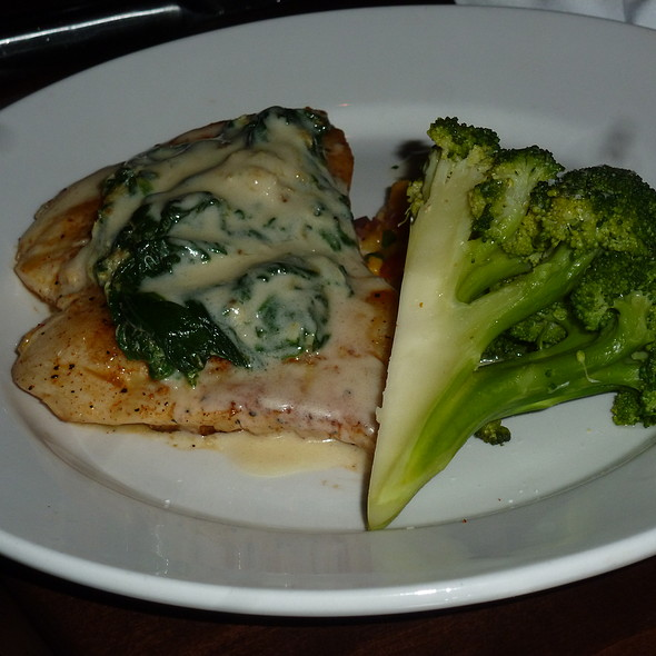 Oak Grilled Chicken Breast - Grille One Sixteen - South Tampa, Tampa, FL
