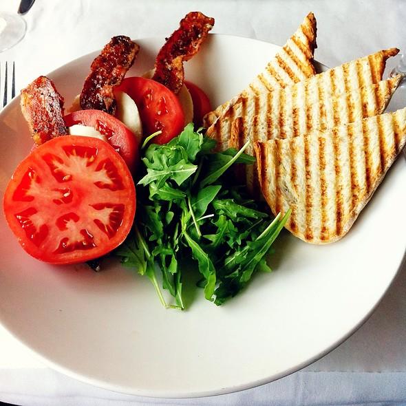 BLT Salad - Timpano Italian Chophouse - Tampa, Tampa, FL