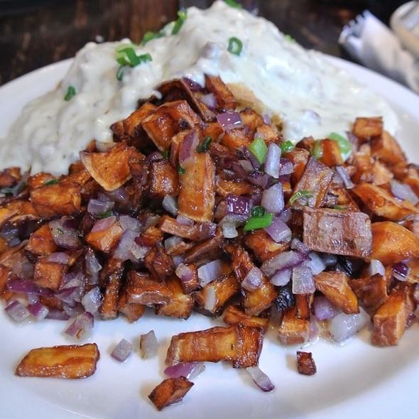 Breakfast Potatoes - Smokin' Betty's, Philadelphia, PA