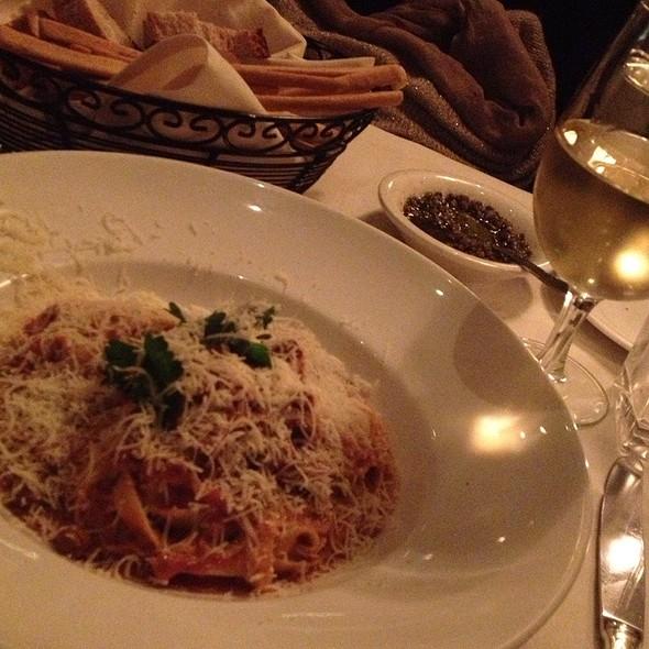Tagliatelle Alla Bolognese - La Masseria, New York, NY