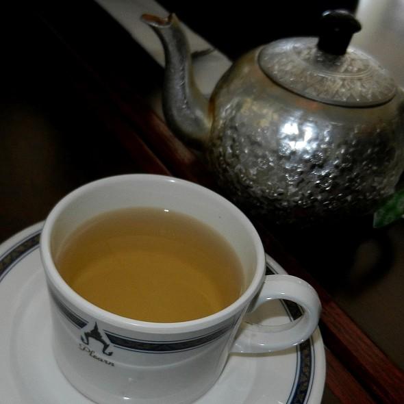 Green Tea - Plearn Thai, Berkeley, CA