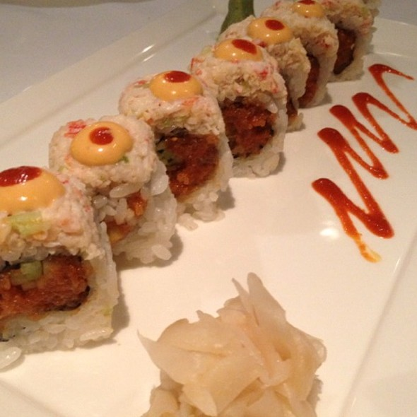 King Crab Roll - PassionFish - Reston VA, Reston, VA