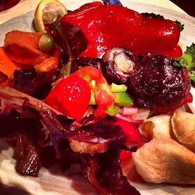 Salad Bar - Fogo de Chao Brazilian Steakhouse - Houston, Houston, TX