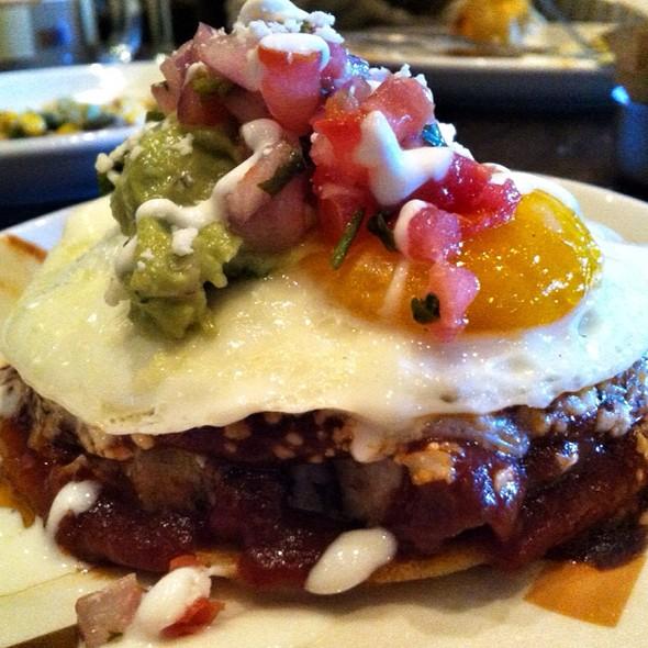 Breakfast Enchilada - Border Grill – Mandalay Bay, Las Vegas, NV