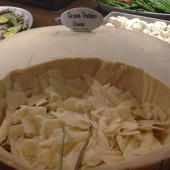 Grana Padano Cheese - Texas de Brazil - Tampa, Tampa, FL