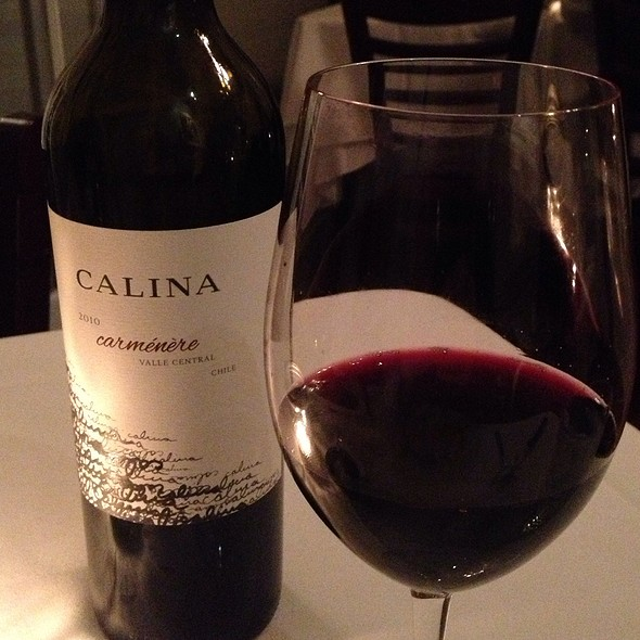 2010 Calina Carménère - Epicurean Cafe, Duluth, GA