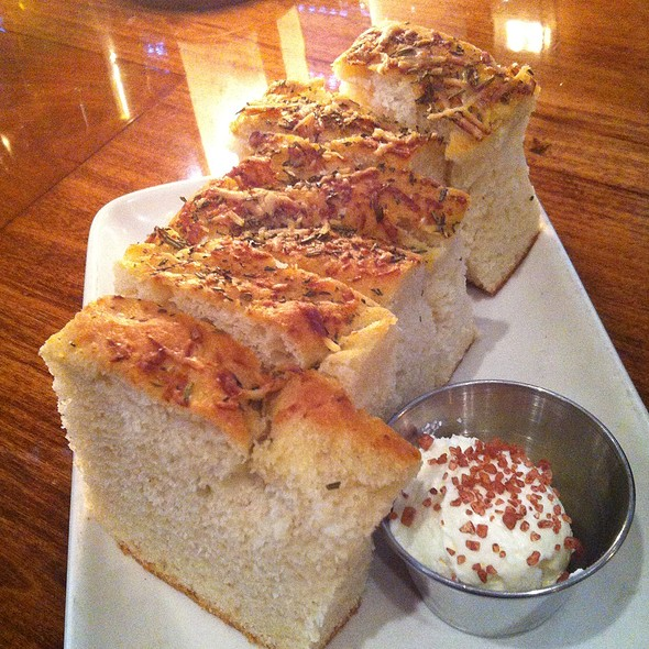 Foccacia Bread - Red Star, Portland, OR