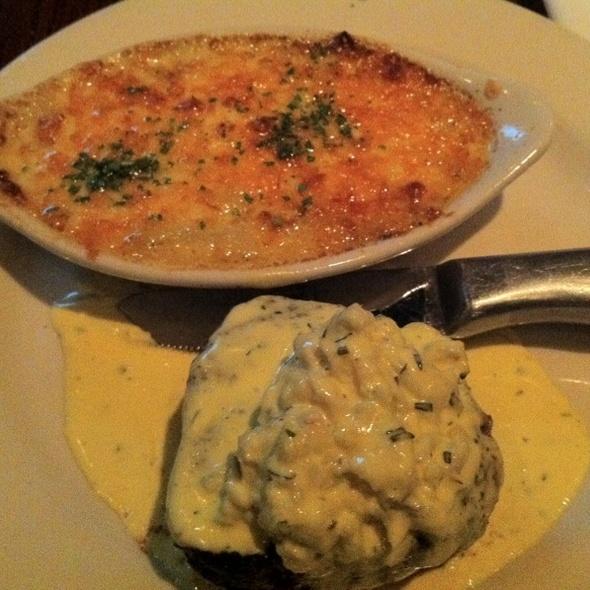 Steak Oscar - Cool River Cafe - Dallas, Irving, TX