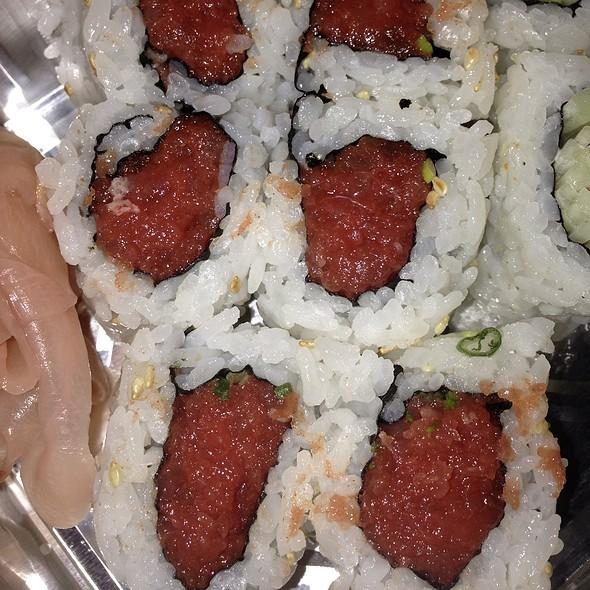 Spicy Tuna - Sai Cafe, Chicago, IL