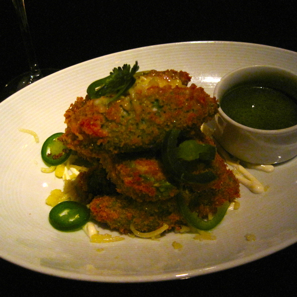 Avocado Fries - Bristol Restaurant and Bar - Four Seasons Hotel Boston, Boston, MA