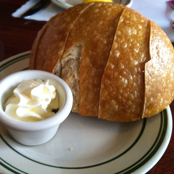 Sourdough Bread - Jake's Famous Crawfish, Portland, OR