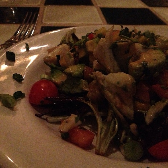 Jumbo Lump Crab And Avocado Salad - Iguana, New York, NY
