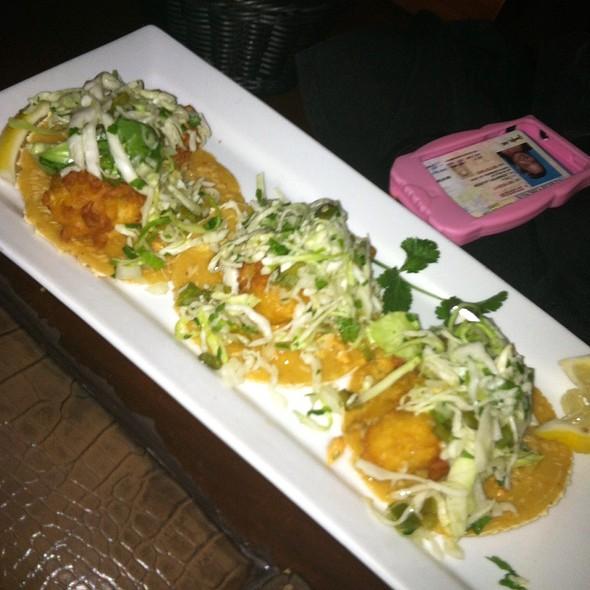 fish tacos - Sandbar Mexican Restaurant, Santa Barbara, CA