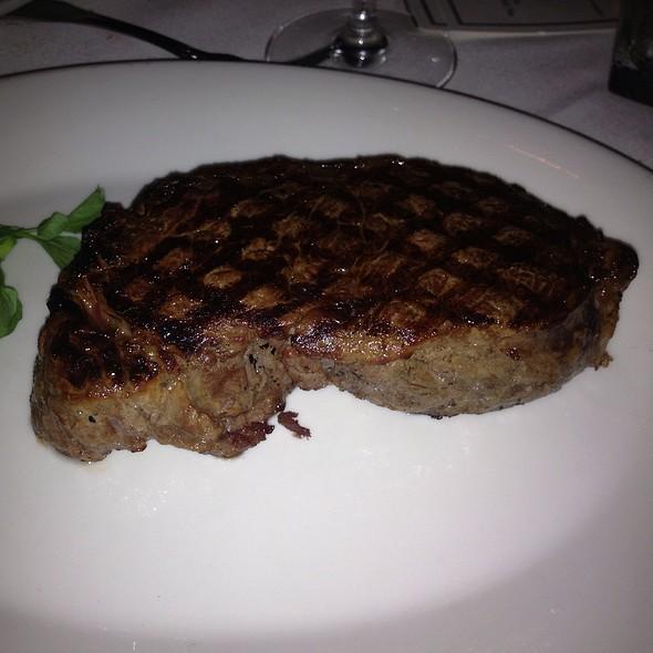 New York Strip 16 Oz - Shula's Steak House - Miami Beach, Miami Beach, FL