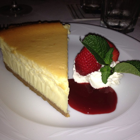 Cheesecake - Shula's Steak House - Miami Beach, Miami Beach, FL
