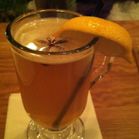 Parish Toddy - The Parish, Portland, OR