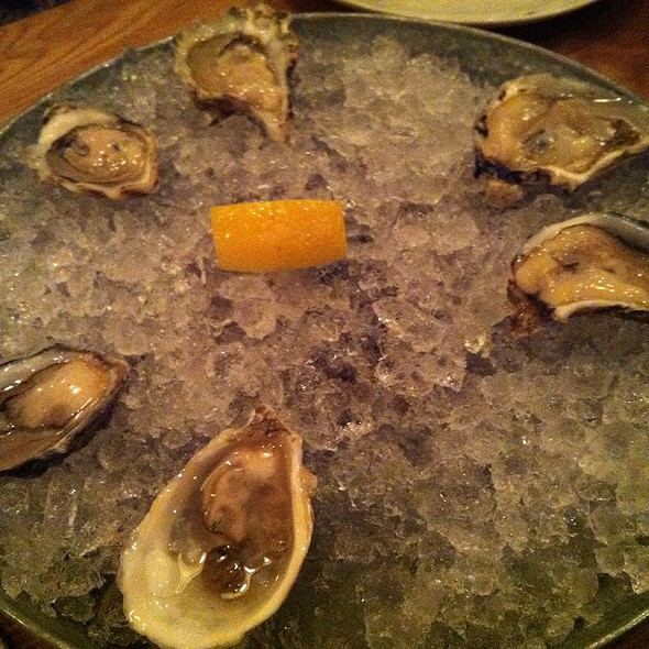 Oysters - The Parish, Portland, OR