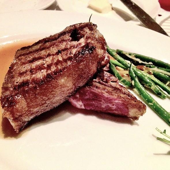 Dry Aged Top Sirloin Steak - The Capital Grille - Scottsdale, Scottsdale, AZ