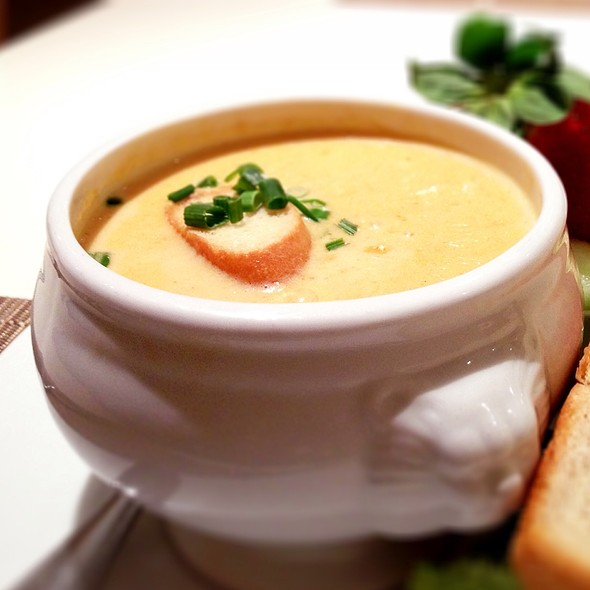 She Crab Soup  - NM Cafe at Neiman Marcus - Atlanta, Atlanta, GA