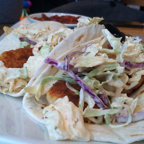 California Pizza Kitchen Fish Tacos