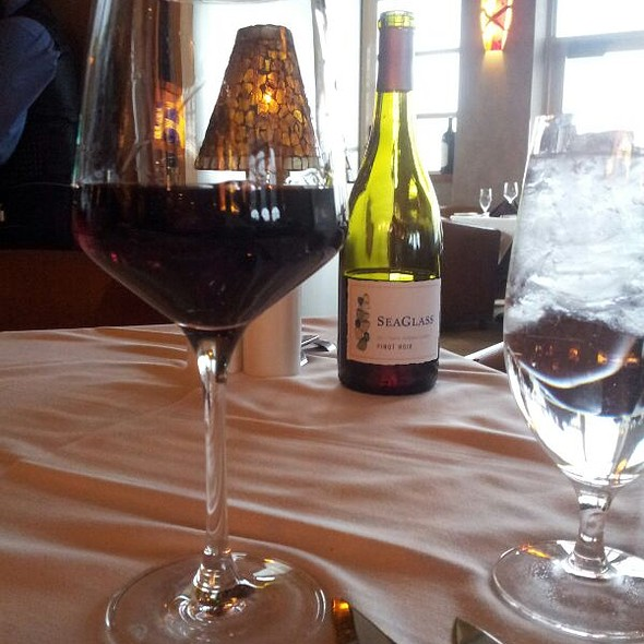 SeaGlass Pinot Noir - Eddie Merlot's - Indianapolis, Indianapolis, IN