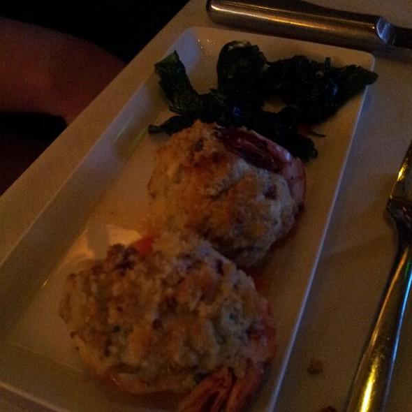 Stuffed Shrimp - Eddie Merlot's - Indianapolis, Indianapolis, IN