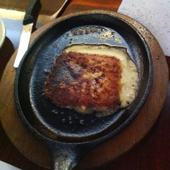 Saganaki - Jimmy the Greek Taverna, Boca Raton, FL