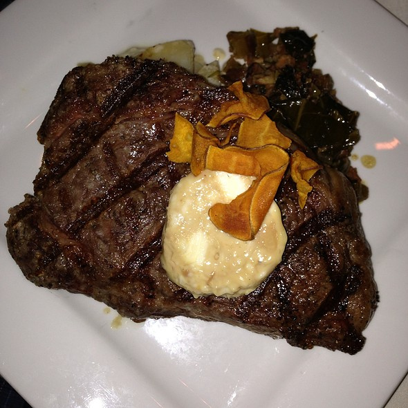 Ribeye Prime Dry Aged - Lilly's Bistro, Louisville, KY