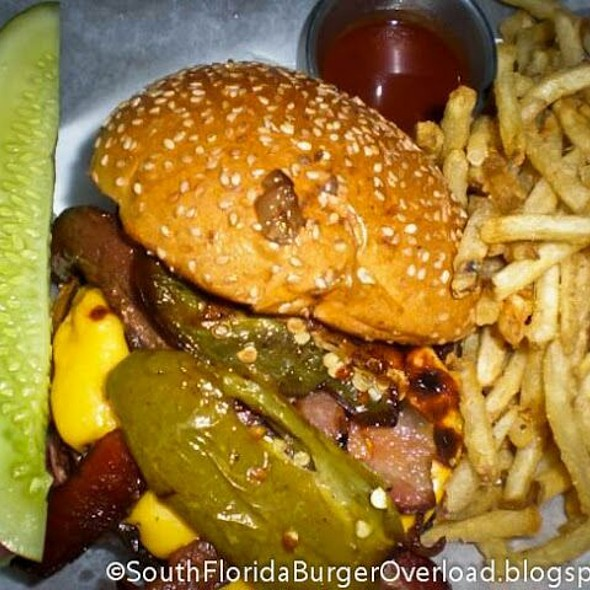 Sympathy For The Devil - Burger & Beer Joint - Brickell, Miami, FL