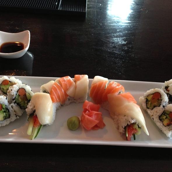 Lunch Roll Combination - Sung Korean Bistro, Cincinnati, OH