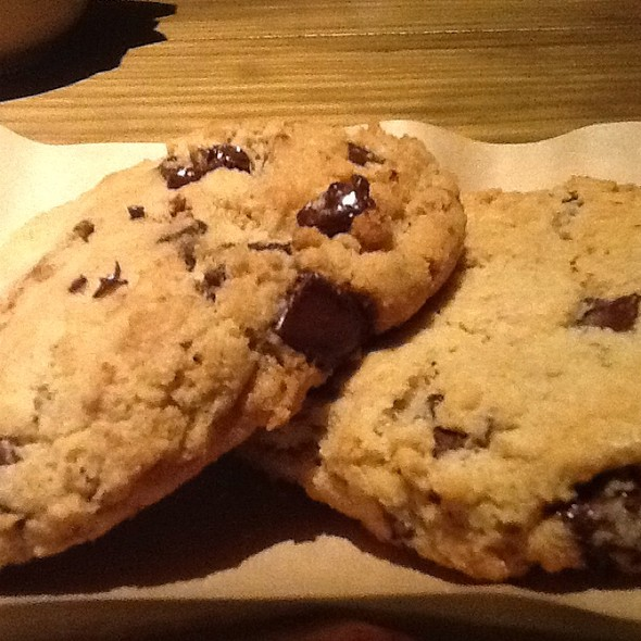 Chocolate Chip Cookies - Texas Spice, Dallas, TX