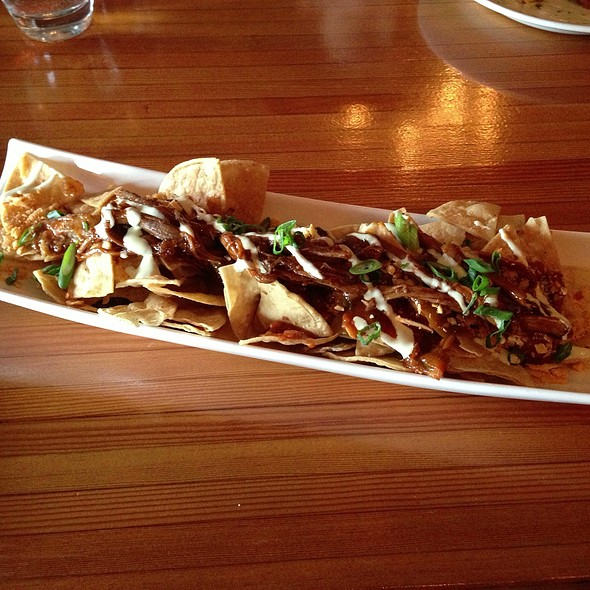 Nachos Libre - Plank Restobar, Oakville, ON