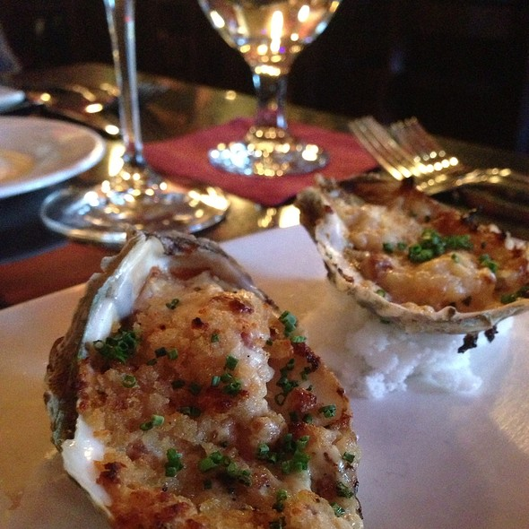 Chincoteage Oysters - Iron Bridge Wine Company - Columbia, Columbia, MD