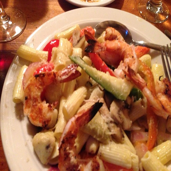 Pasta Primavera - The Dunraven Inn, Estes Park, CO