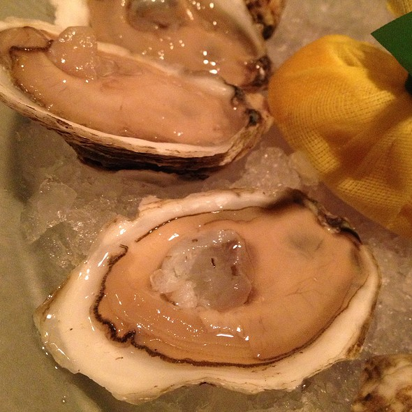 Oysters on the Half Shell - Fin - Tropicana Atlantic City, Atlantic City, NJ