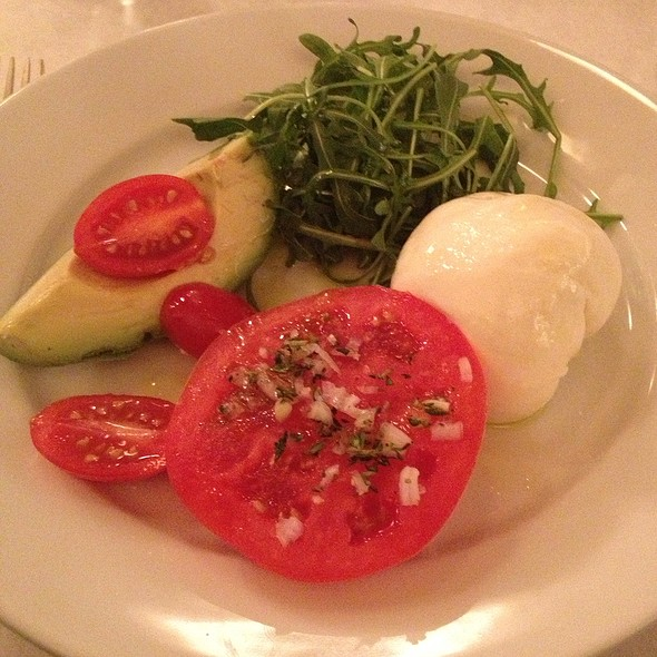 Caprese Salad - Bond 45, New York, NY