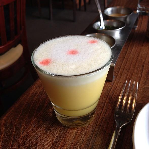 Maracuyá Sour - Limon Rotisserie - Valencia, San Francisco, CA